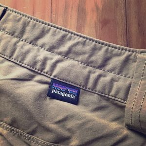 Men's Patagonia Quandry Shorts size 32